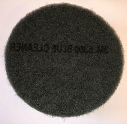 3M 5300 13'' Blue Floor Heavy Duty Scrub Cleaner Pads 175 t