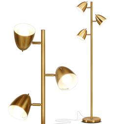Brightech Jacob - LED Reading and Floor Lamp for Living Room