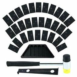 Laminate Wood Flooring Installation Kit with Spacers Pull Ba