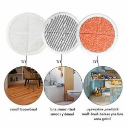 Mop Pad Kit Pads Fiber Hard Floor Cleaners Suit For Bissell