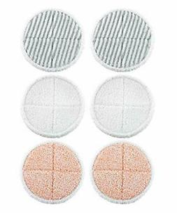Mop Replacement Pads for Bissell Spinwave Floor Polisher - S