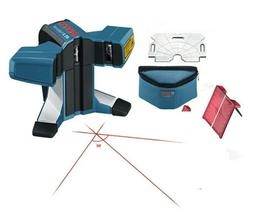 New Bosch GTL3 Wall/Floor Covering Tile and Square Layout La