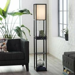 Parker Shelf Lamp With Drawer