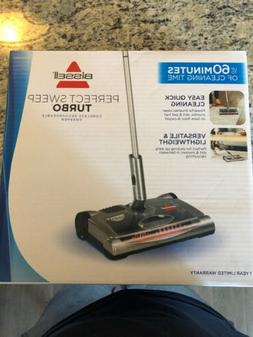 Rechargeable Sweeper, BISSELL Perfect Sweep Turbo Cordless C