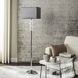 Safavieh Times Square Floor Lamp, Clear